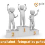 Gañadores Concurso pilabot eusonpilabot recicla con enerxía