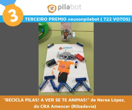 Terceiro Premio Eusonpilabot 2019